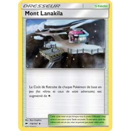 Mont Lanakila 118/147 Carte...