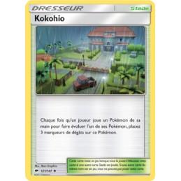 Kokohio 121/147 Carte...