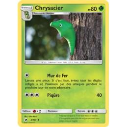 Chrysacier 2/149 PV80 Carte...