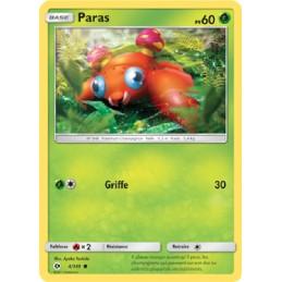 Paras 4/149 PV60 Carte...