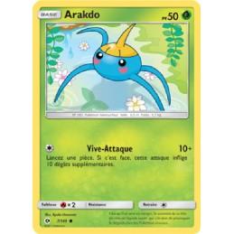 Arakdo 7/149 PV50 Carte...