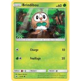 Brindibou 9/149 PV60 Carte...