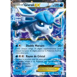 Carte Givrali-EX 20/124 PV 170