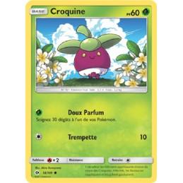 Croquine 18/149 PV60 Carte Pokémon™ commune neuve VF