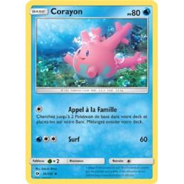 Corayon 36/149 PV80 Carte...