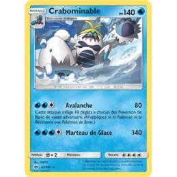 Crabominable 43/149 PV140...