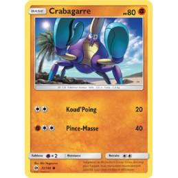 Crabagarre 72/149 PV80...