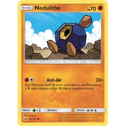 Nodulithe 69/149 PV70 Carte...