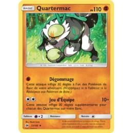 Quartermac 73/149 PV110 Carte Pokémon™ peu commune neuve VF