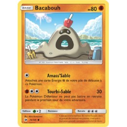 Bacabouh 74/149 PV80 Carte...