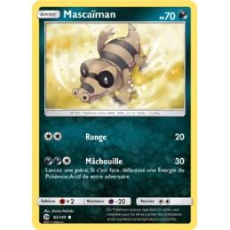 Mascaïman 83/149 PV70 Carte...