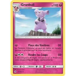 Granbull 91/149 PV110 Carte...