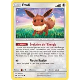 Evoli 101/149 PV60 Carte...