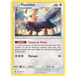 Ponchien 104/149 PV90 Carte...