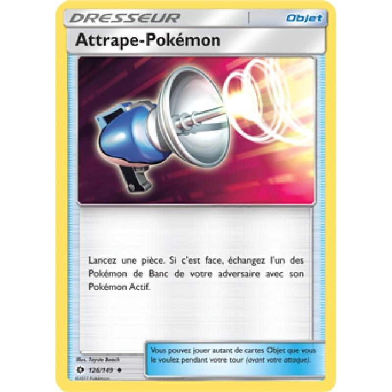 Attrape-Pokémon 126/149 Carte Pokémon™ Dresseur neuve VF