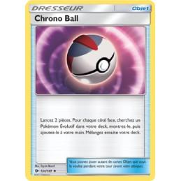 Chrono Ball 134/149 Carte...