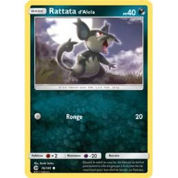 Rattata d'Alola 76/149 PV40...