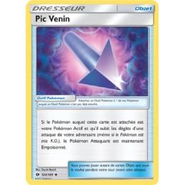 Pic Venin 124/149 Carte...