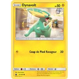 Dynavolt 51/168 PV50 Carte...
