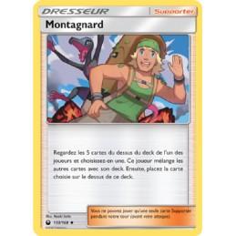 Montagnard 133/168 Carte...