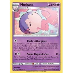 Mushana 88/202 PV120 Carte...