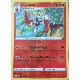 Pyrobut 35/202 PV170 Carte...