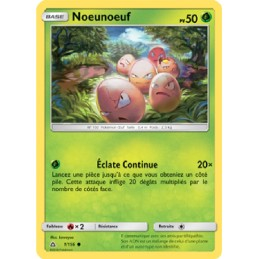 Noeunoeuf 1/156 PV50 Carte...