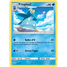 Prinplouf 33/156 PV90 Carte...