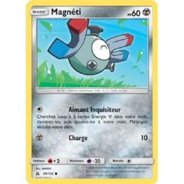 Magnéti 80/156 PV60 Carte...