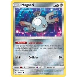 Magnéti 81/156 PV60 Carte...