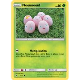 Noeunoeuf 1/131 PV40 Carte...