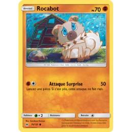 Rocabot 75/131 PV70 Carte...