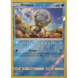 Araqua 45/149 PV60 Carte...