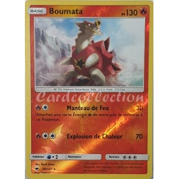 Boumata 26/147 PV130 Carte...