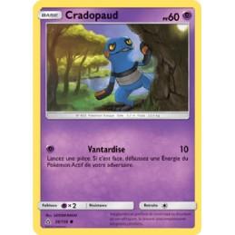Cradopaud 56/156 PV60 Carte...