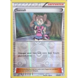 Sannah 72/83 Carte Pokémon™...