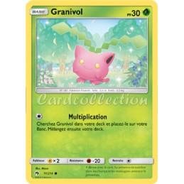 Granivol 11/214 PV30 Carte...