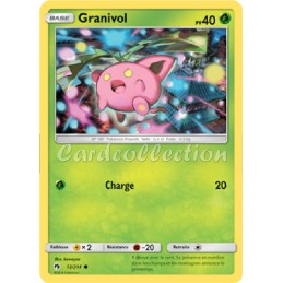 Granivol 12/214 PV40 Carte...
