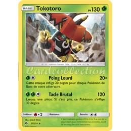 Tokotoro 37/214 PV130 Carte...