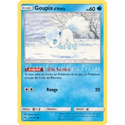 Goupix d'Alola 53/214 PV60...