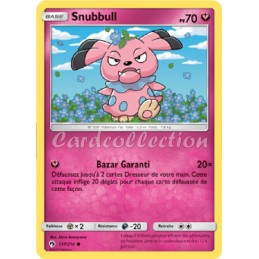 Snubull 137/214 PV70 Carte...