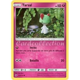 Tarsal 139/214 PV50 Carte...