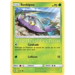 Sovkipou 8/145 PV70 Carte...