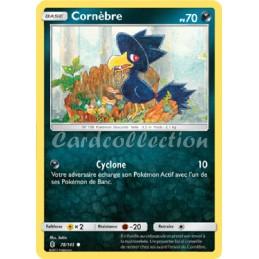 Cornèbre 78/145 PV70 Carte...