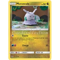 Mucuscule 94/145 PV50 Carte...
