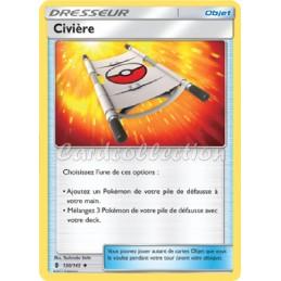 Civière 130/145 Carte...