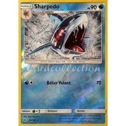 Sharpedo 28/145 PV90 Carte...