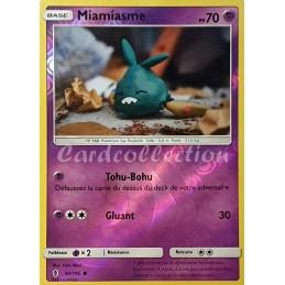 Miamiasme 50/145 PV70 Carte...