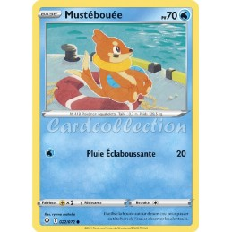 Mustébouée 22/72 PV70 Carte...