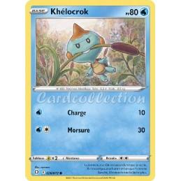 Khélocrok 26/72 PV80 Carte...